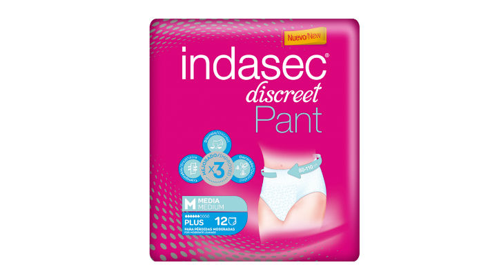 INDASEC Pants Plus