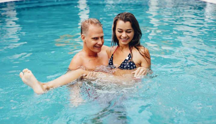 Los Pañales para piscina Adultos ¡Mójate con tranquilidad!