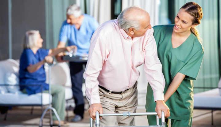 ¿Cómo acceder a una residencia de ancianos pública?