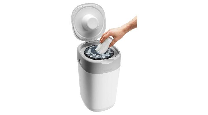 ¿Qué contenedor de pañales comprar?