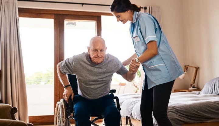 ¿Utilizar Sujeciones para Ancianos? Te lo Explicamos